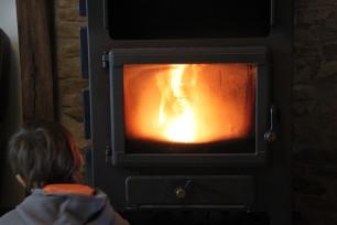 permaculture enfants ados feu